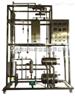 THHY-1120/II数字型筛板塔精馏实验装置|化工原理实训
