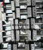 锁形25kg砝码/黑色生铁铸造法码,南昌25公斤法码