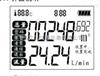 MF5712-N-200(升每分钟)气体流量计
