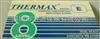 8格E型八格E型 热敏试纸 英国THERMAX温度美 204-399度TMC 测温纸 温度纸```
